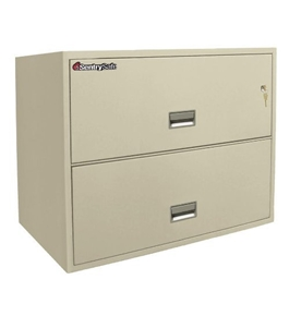 Sentry 2L3610 2 Drawer - Fire and Impact Resistant