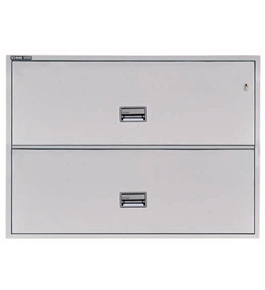 Sentry 2L4300 2 Drawer - Fire Resistant