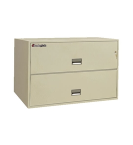 Sentry 2L4350 2 Drawer - Fire, Water and Impact Resistant