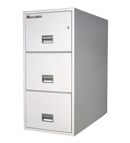 Sentry 3G3100 3 Drawer Legal - Fire Resistant