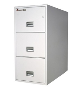 Sentry 3G3110 3 Drawer Legal - Fire and Impact Resistant