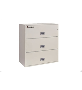 Sentry 3L3600 3 Drawer - Fire Resistant