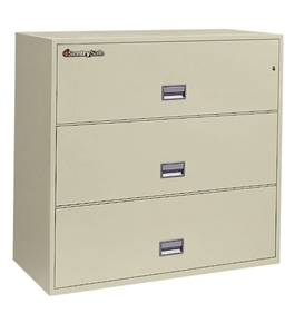 Sentry 3L3610 3 Drawer - Fire and Impact Resistant