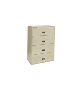 Sentry 4L3610 4 Drawer - Fire and Impact Resistant