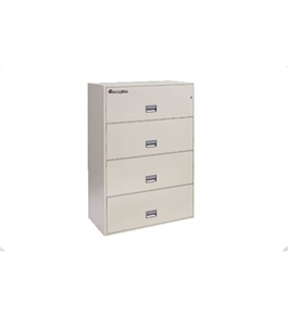 Sentry 4L3640 4 Drawer - Fire & Water Resistant