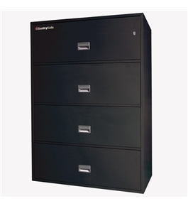 Sentry 4L4300 4 Drawer - Fire Resistant