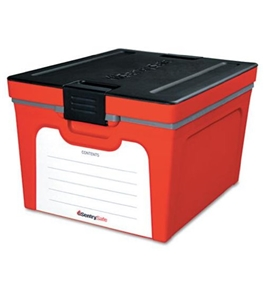 Sentry GB20L Fire-Resistant Storage Box