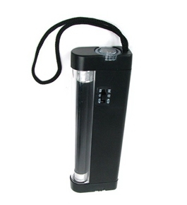 Stalwart 75-0092 Hawk 2-in-1 UV Torch Light and UV Counterfeit Money Detector