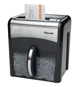 Staples MailMate Junk Mail Shredder