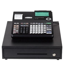Stylish Thermal Printing Cash Register with 10-line LCD