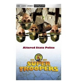 Super Troopers UMD Video for PSP
