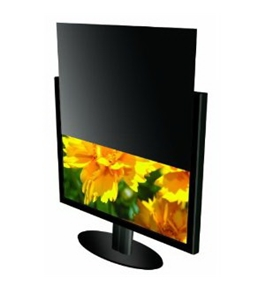 Kantek SVL19.0W Blackout Privacy Filter Fits 19-Inch Widescreen LCD Monitors