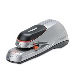 Swingline 48208 - Optima Electric Stapler, 20-Sheet Capacity, Silver-SWI48208