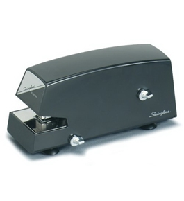 Swingline Commercial Electric Stapler, Heavy Use, 20 Sheets, Black (S7006701)