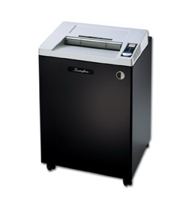 Swingline TAA Compliant CM11-44 Micro-Cut Commercial Shredder, Jam-Stopper, 11 Sheets, 20+ Users (1753240)