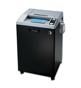 Swingline TAA Compliant CS50-59 Strip-Cut Commercial Shredder, Jam-Stopper, 50 Sheets, 20+ Users (1753200)