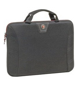 SwissGear SWISSGEAR NETBOOK SLEEVE BLACKFITS UP TO 10.2 NETB (Computer / Notebook Cases & Bags)