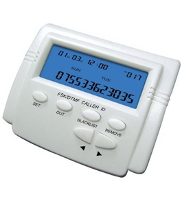 T-lock Incoming PRO Call Blocker with LCD Display and Blacklist
