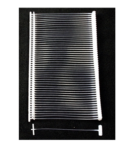"Garvey TAGS-43004 3"" Standard Fasteners - 5000 Count"