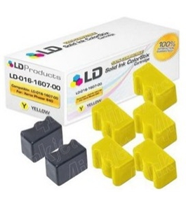 Printer Essentials for Tektronix 340/350/360 Series Color Stix (5 Yellow + 2 Black) MSI - P0161761 Toner