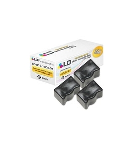 Printer Essentials for Tektronix 860 Color Stix (Black 3 Pk) MSI - P860-K3 Toner