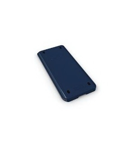Texas Instruments Nspire Cx Slide Case - Dark Blue [Office Product]