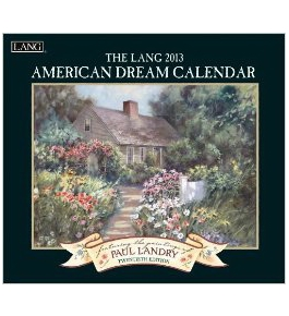 The Lang Country Living Calendar 2013 [Wall Calendar] by Eubanks, Colleen