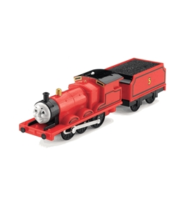 Thomas & Friends: TrackMaster Talking James [Toy]