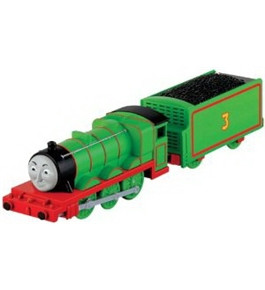 Thomas the Train: TrackMaster Talking Henry [Toy]