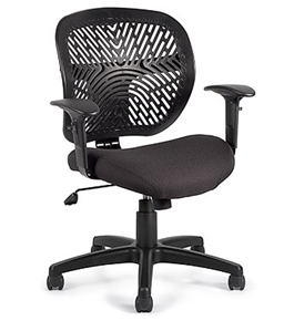 TIGER SWIVEL MPT6000 FABRIC TASK CHAIR