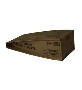 Toshiba OEM 888712 TONER CARTRIDGE (YELLOW) (888712, TFC45Y)