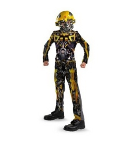 Transformers Bumblebee Movie Classic Child Costume