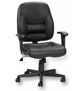 TUSCANY LT5213 LEATHER TASK CHAIR