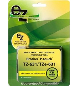 Tze-631 Replacement Cartridge with 3.3 Feet More Label Tape