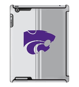 Uncommon LLC Vertical Stripe Deflector Hard Case for iPad 2/3/4 (C0050-LV)