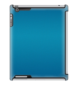 Uncommon LLC Deflector Hard Case for iPad 2/3/4 with Color Wheel, Deep Teal (C0050-NC)
