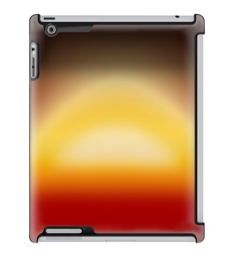Uncommon LLC Deflector Hard Case for iPad 2/3/4, Fire Rising (C0010-MY)