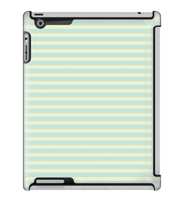 Uncommon LLC Mellow Stripes Mini Deflector Hard Case for iPad 2/3/4 (C0060-IQ)