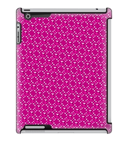 Uncommon LLC Deflector Hard Case for iPad 2/3/4, Navajo Pink (C0060-UT)