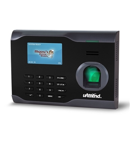 uAttend BN6500 Wi-Fi Biometric Fingerprint Time Clock