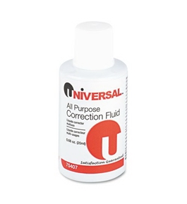 Universal All-Purpose Correction Fluid