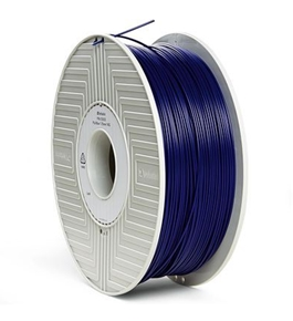PLA 3D Filament 1.75mm 1kg Reel - Blue,Minimum Qty. 3 - 55252