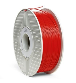 PLA 3D Filament 1.75mm 1kg Reel - Red,Minimum Qty. 3 - 55253