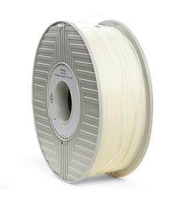 PLA 3D Filament 1.75mm 1kg Reel - Natural Transparent,Minimum Qty. 3 - 55257