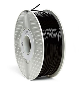 PLA 3D Filament 3mm 1kg Reel - Black,Minimum Qty. 3 - 55259