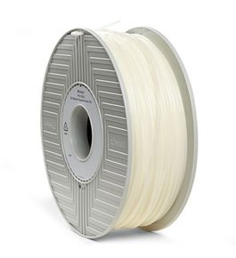 PLA 3D Filament 3mm 1kg Reel - Natural Transparent,Minimum Qty. 3 - 55265
