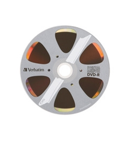 Verbatim DVD-R 4.7GB 8X with DigitalMovie Surface - 25pk Spindle,Minimum Qty. 4 - 94866