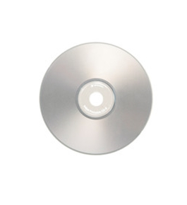 Verbatim CD-R 700MB 52X Silver Inkjet Printable with Branded Hub - 10pk Blister,Minimum Qty. 6 - 96933