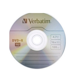 AZO DVD+R 4.7GB 16X with Branded Surface - 10pk Blister,Minimum Qty. 6 - 96942
