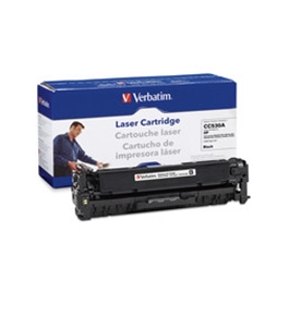 HP CC530A Black Remanufactured Laser Toner Cartridge,Minimum Qty. 4 - 97485